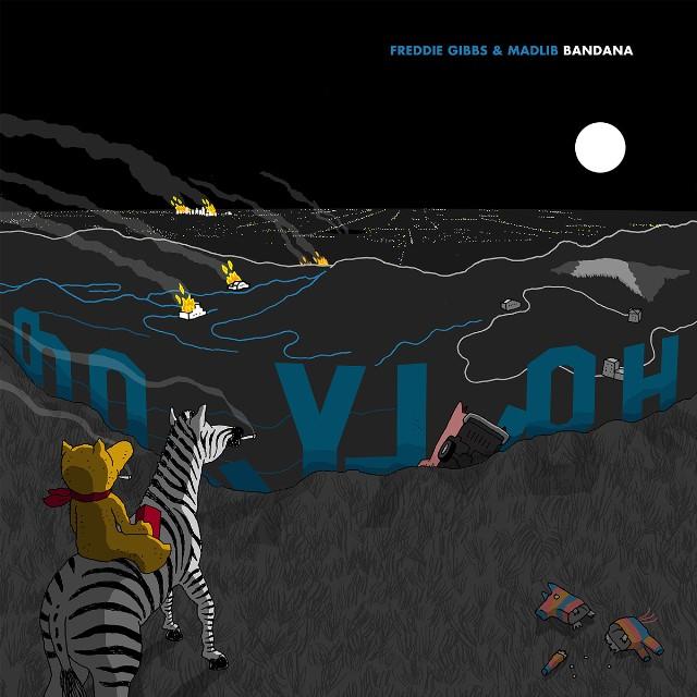 Bandana album cover